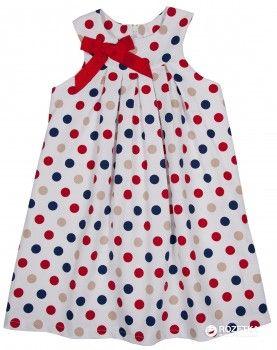Платье Girandola 174485 110 см Разноцветное
