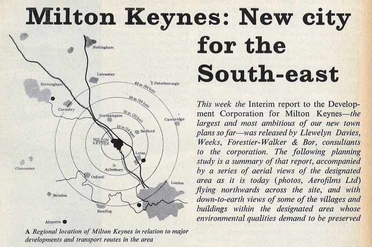 Milton keynes index