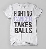 Or in your case Ball :P I less than three you. Testicular Cancer Awareness