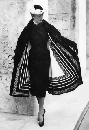 "Jacques Fath: A French fashion designer who could be compared to fellow designers such as Christian Dior and Pierre Balmain. He was known for designing pieces that were considered ""the New Look"" and featured asymmetrical designs."