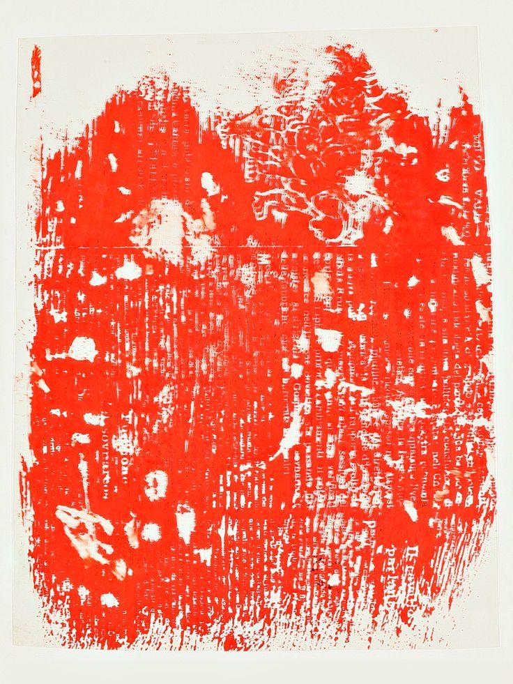 """""""Colori polari"""" - bianco, rosso, nero - dal 27 febbraio al 10 aprile alla Galleria d'Arte 2000 & NOVECENTO di #ReggioEmilia con opere di #Ballocco, #Pascali, #Pinelli, #Sanfilippo. Info: www.duemilanovecento.it."""