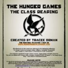 Based on the activity in my best-selling Hunger Games Unit, this is a mock class reaping for the novel The Hunger Games by Suzanne Collins. It incl...