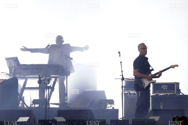 David Gilmour & Chester Kamen Arc en Senans