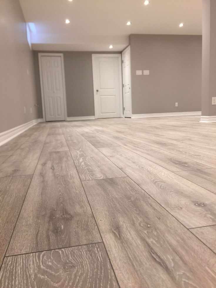 Tile And Wood Floor Combination