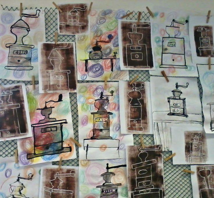 Tvoříme s dětmi  ☺: Starobylý mlýnek