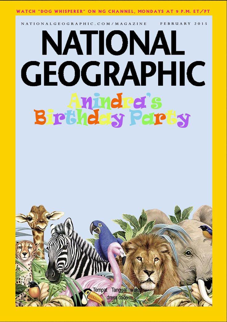 for anindra's birthday party! Hiyeey