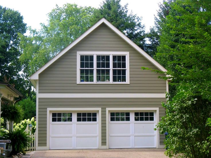 1000 ideas about attached garage on pinterest hud homes for Home plans with apartments attached