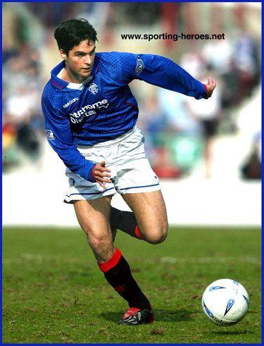 Mikel Arteta - Rangers FC - Biography 2002/03-2003/04