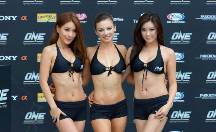 Are You The NEXT One FC Ring Girl?