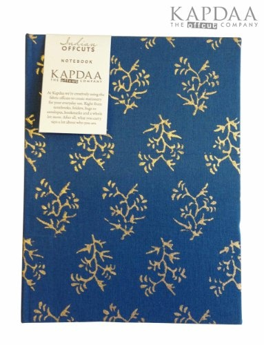 Luxury Designer Ethnic Indian PaperNotebook, Journals;Xmas-Recycle/HandmadeA5/A6