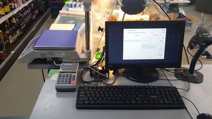 """O soluție integrată #SmartCash RMS a ales și #retail-erul """"La Nils"""" din satul Bâcu, comuna Joița, jud. Giurgiu. Având o suprafață de desfacere de circa 100 mp, magazinul mixt comercializează articole de curățenie, băcănie, băuturi și produse de panificație.  Soluția implementată include #software SmartCash POS versiune Standard și SmartCash Shop versiune Standard. Click pentru schița completă de dotare a magazinului!"""