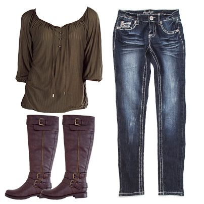 Looking for the perfect transitional pieces as summer turns to fall? We love these! #gordmans #mygordmansstyle