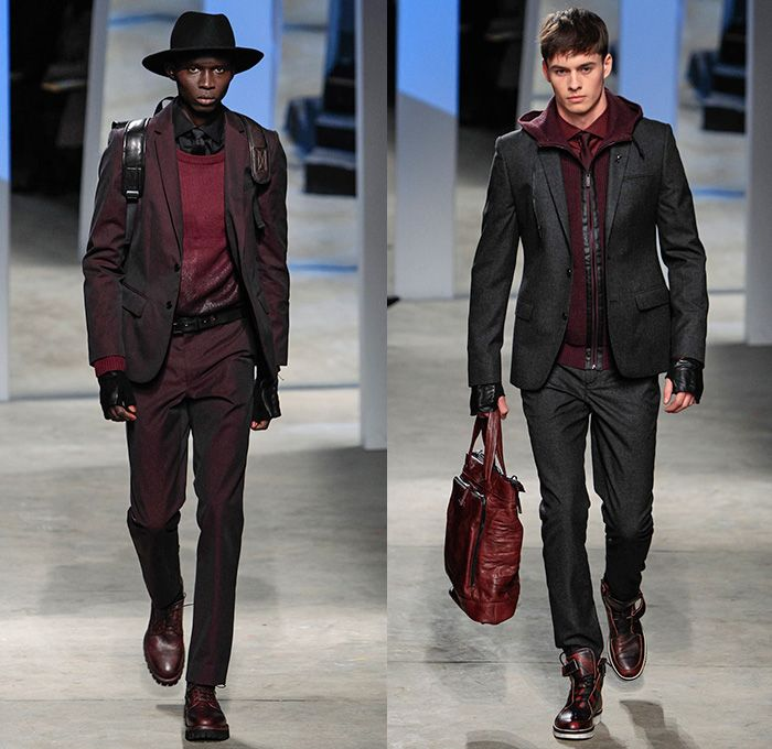 New For Auntum 2015: STREET SMART / COLOR Kenneth Cole Collection 2014-2015