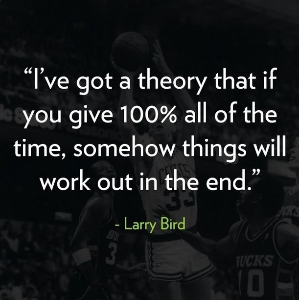 Being a 12-time NBA All-Star, Larry bird was named the leagues MVP for three consecutive seasons from 1984-1986 and also the All-Star game MVP in 1992. Starting his career in the NBA, Bird signed a contract with the Boston Celtics' as their No. 1 draft pick for $650,000. Taking the NBA rookie of the year honors, Bird averaged a 21.3 points per game, 10.4 rebounds, an average of 143 total steals and 2,955 minutes played in total. Larry Bird announced his retirement from the NBA in 1992.