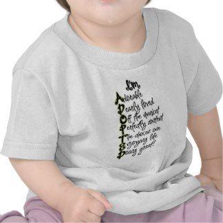 Adopted T-Shirt