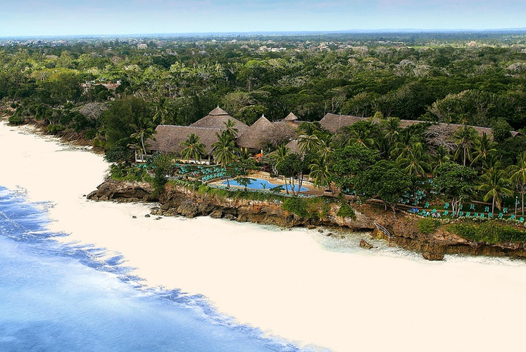Baobab Beach Resort, Kenia