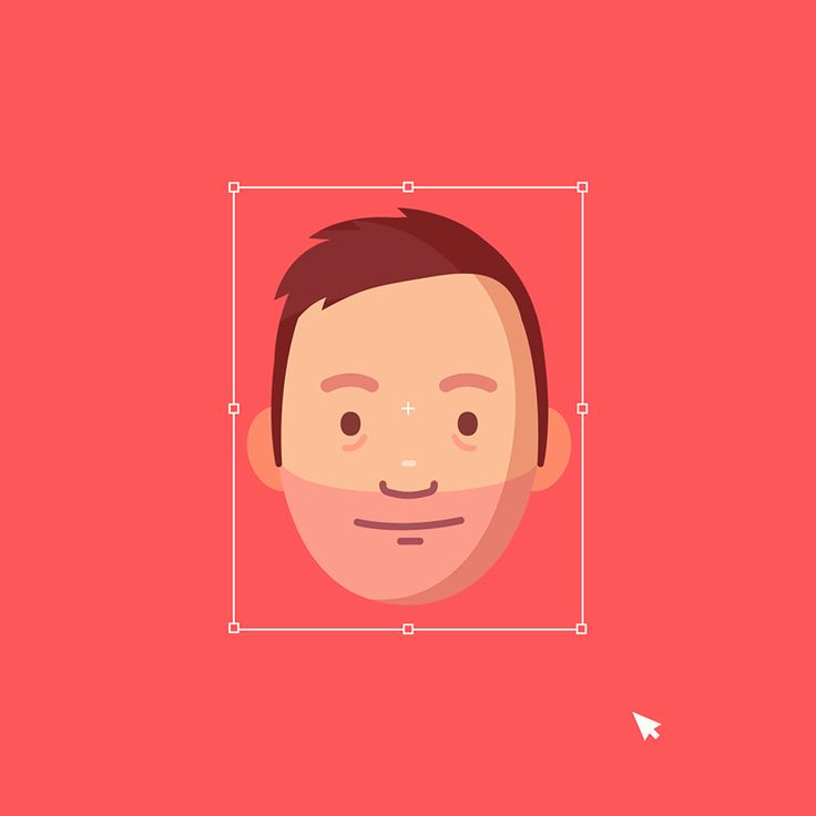 Self Portrait - Animated Gif on Behance