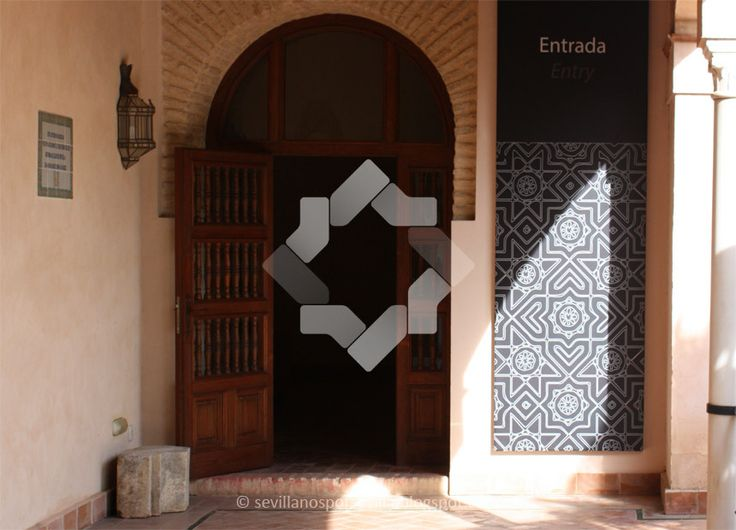 Sevillanos por Sevilla: Visita al Palacio de los Marqueses de la Algaba. Sevilla, Spain.