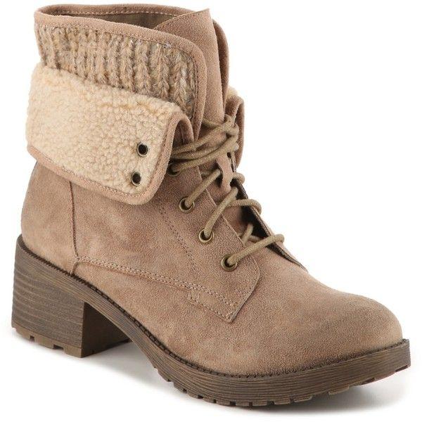 Rock \u0026 Candy Spancie Combat Boot Women