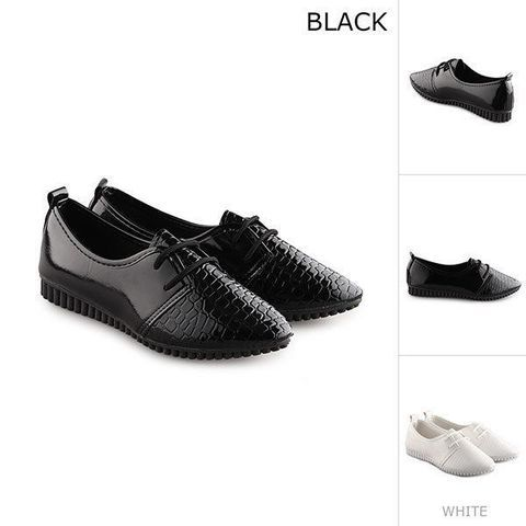 Braliana Perforated Oxford Shoes | Sale Stock Indonesia