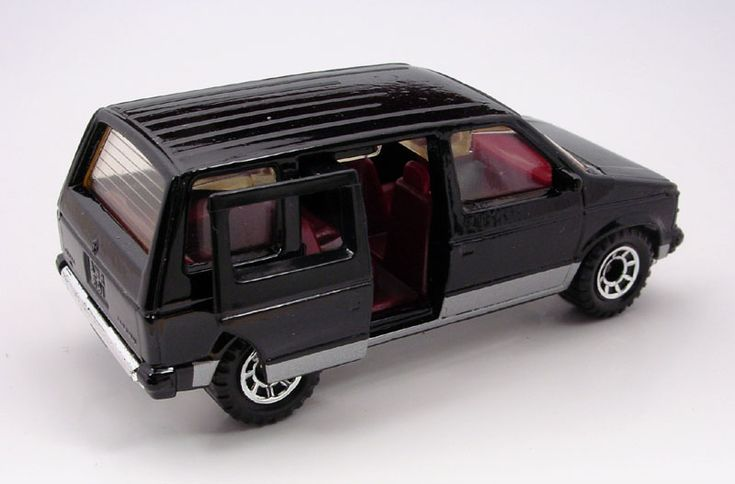 MB128 - 1984 Dodge Caravan | wheels | Pinterest