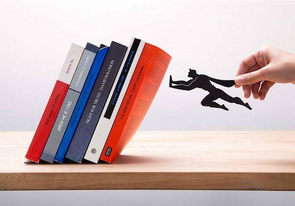 Super-aparadores de livros – Bem Legaus