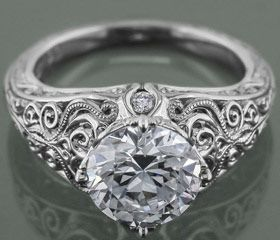Design Your Own Ring & Custom Jewelry, Unique Engagement Rings ...