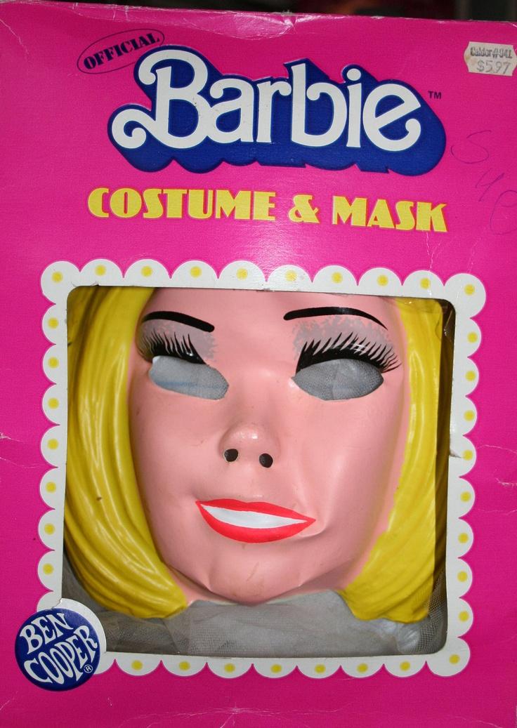 remember ben cooper boxed costumes vintage barbie bride halloween costume by ben cooper i - Halloween Costume Barbie
