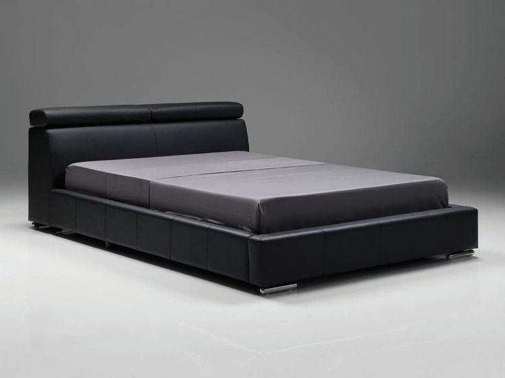 Mobital Vertu Modern Adjustable Bed   BED-VERT-BLAK-CA117 #contemporary #furniture #interiordesign #modernfurniture #style #luxe #homedecor #comfort #designeritem #designer #lifestyle #luxuryhome #interiors #luxedecor