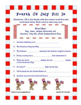 dltk fourth of july crafts