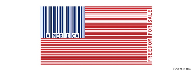 American Flag For Sale Facebook Covers