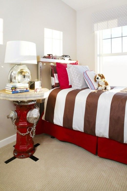 Red Bedroom For Boys best 25+ fire truck bedroom ideas only on pinterest | truck