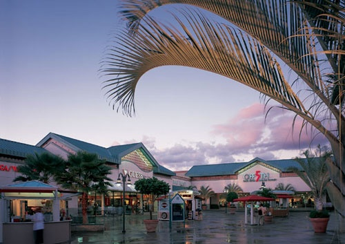 Waikele Premium Outlets ~ A popular destination for shoppers seeking discounted designer goods, the Waikele Outlets are open daily 9am-9pm (Sundays 10-6). It's about a 45 minute drive from Waikiki, and shuttle transportation is available.