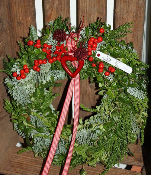 Dörrkrans jul