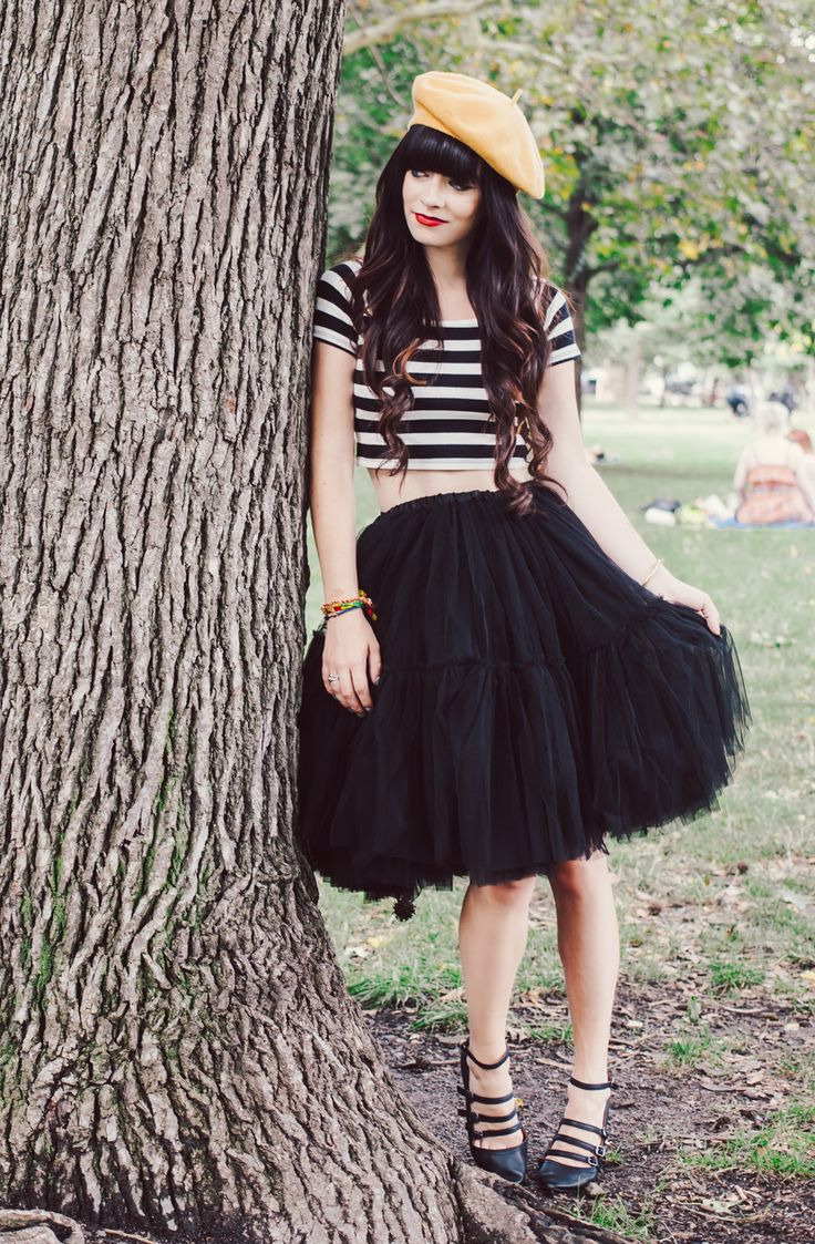 Chic Ways to Wear Tulle Skirts on the Streets: Glam Radar waysify