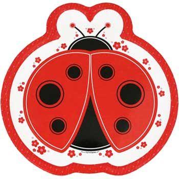 ladybug party stuff