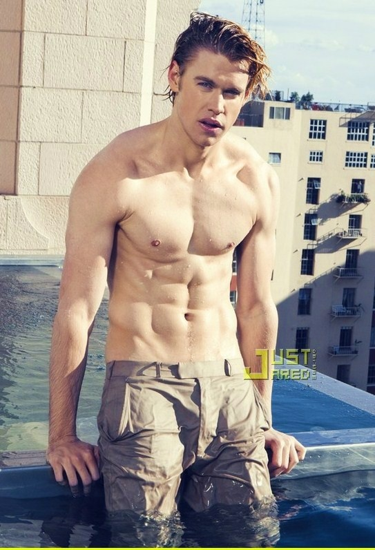 Chord Overstreet love me some trouty mouth.