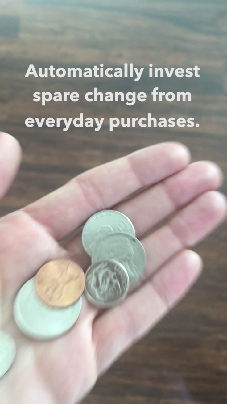 Start investing your spare change with Acorns, the app that takes small amounts from everyday purchases and invests it into your own diversified portfolio. Download the app today and get started in just minutes!