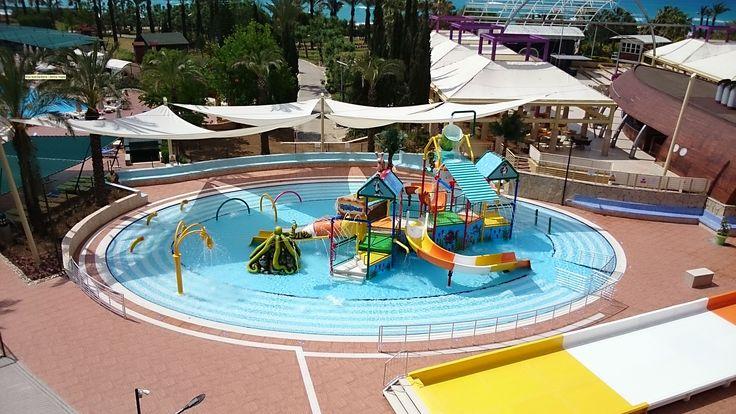 Pegasos World Kids Pool #pegasosworld #tbt #children #kids #pool #blue