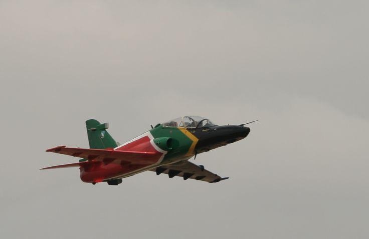 South African Air Force BAE Hawk