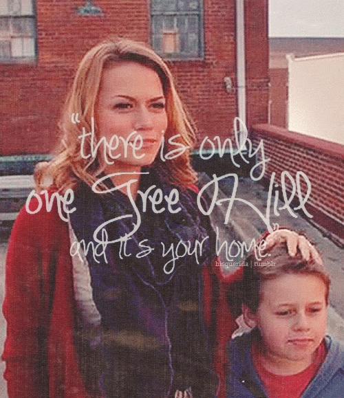 There is only one Tree Hill and it's your home
