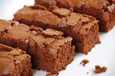 Resep Aneka Cokelat: Resep Brownies Putih Telur