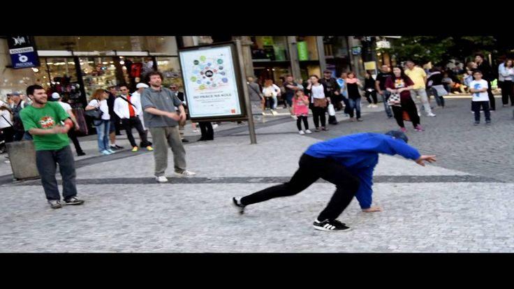 Quick spins crew (Ukraine) and Respect dance crew (CZE)