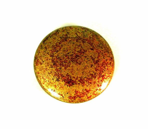 Gold Tie Tack Mokume Japanese Art Japanese Lacquer by MifuneJAPAN