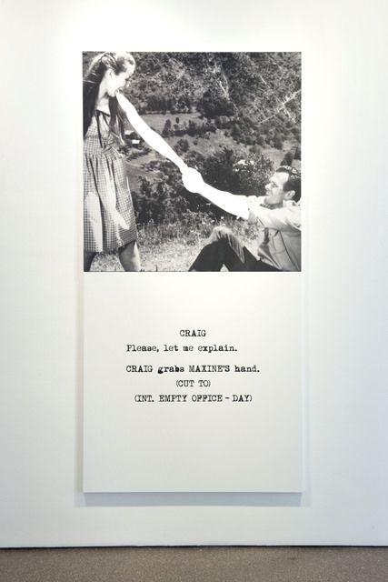 John Baldessari, 'Scene (  ) / Take (  ) : Locked Hands,' 2014, Galerie Greta Meert