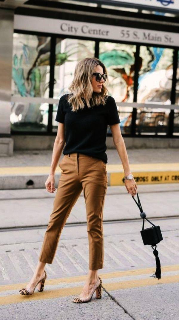 57 Non-Boring Work Outfits Ideen für Karrierefrauen