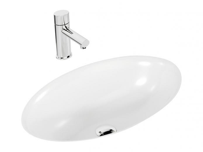 Ideal Standard Tonic Under Counter Basin - ensuite basin