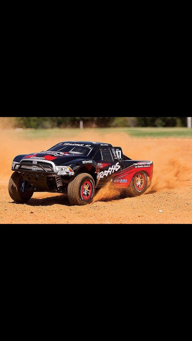 Traxxas RC Truck
