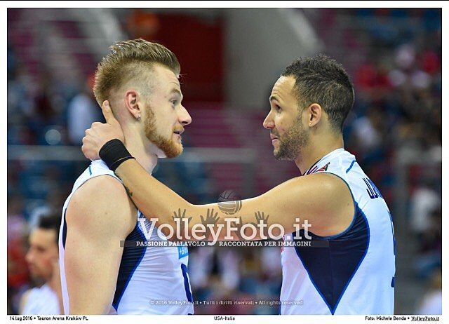 """Mi piace"": 115, commenti: 2 - VolleyFoto.it (@volleyfoto.it) su Instagram: ""USA - ITALIA  FIVB World League Finals 2016, Tauron Arena Cracovia - Polonia, 14 Luglio 2016 Foto:…"""