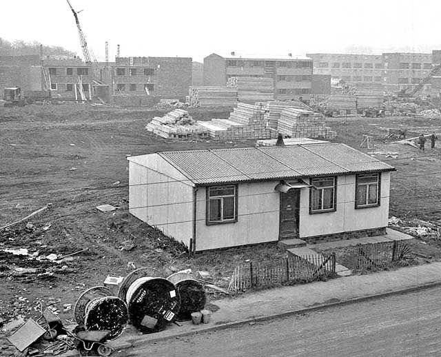 pin by carolyn fagerbourg on post war prefabs